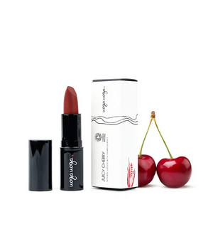 Uoga Uoga, Natural Lipstick - Juicy Cherry (617)