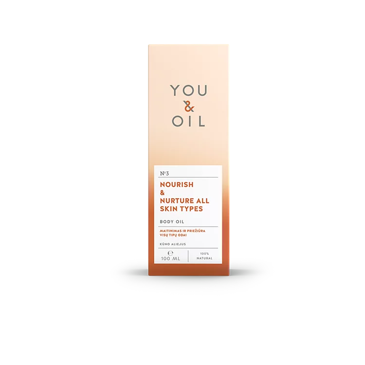 You and Oil, Body Oil for All Skin Types