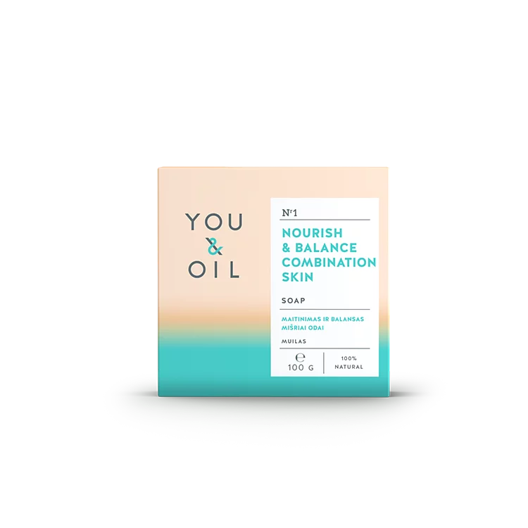You and Oil, Soap Nourish & Balance Combination Skin