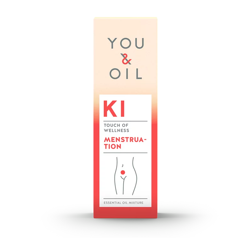 You and Oil, KI - Menstruation