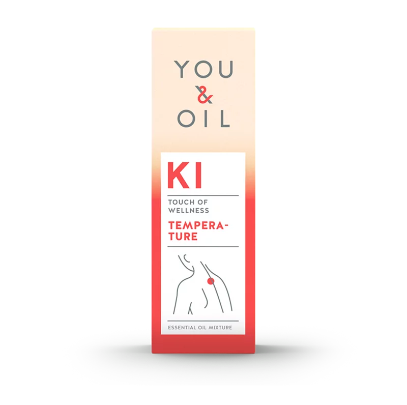 You and Oil, KI - Temperature