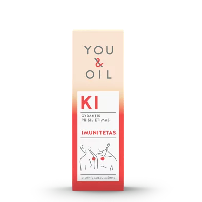 You and Oil, KI - Immunity