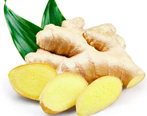 Organic Ginger Essential Oil (Zingiber officinale)