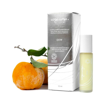 Dew, Natural Eye Serum with Quince Extract