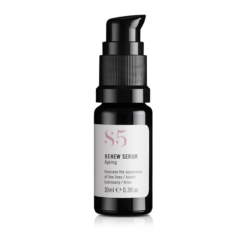 S5 Skincare Renew Serum (10ml trial/travel size)