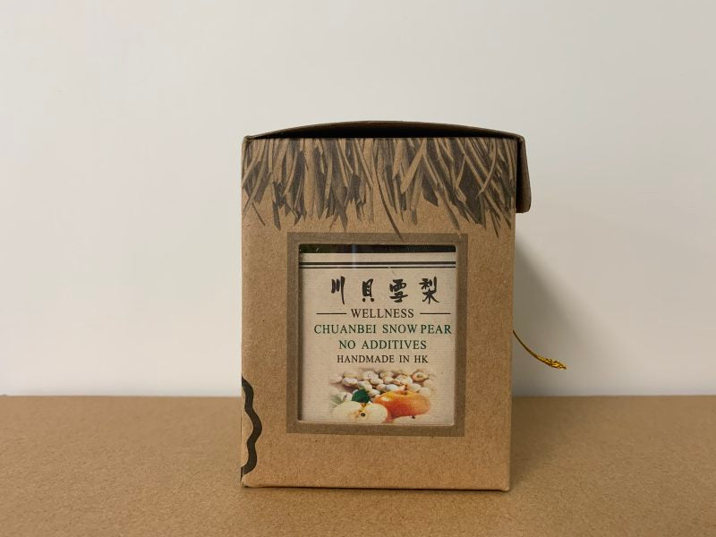 Honey Square, Pear and Chuan Pui (380g)