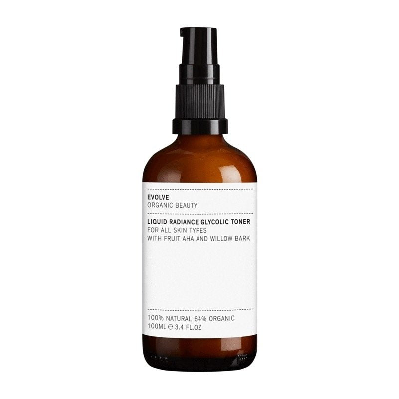Evolve Organic Beauty - Liquid Radiance Glycolic Toner