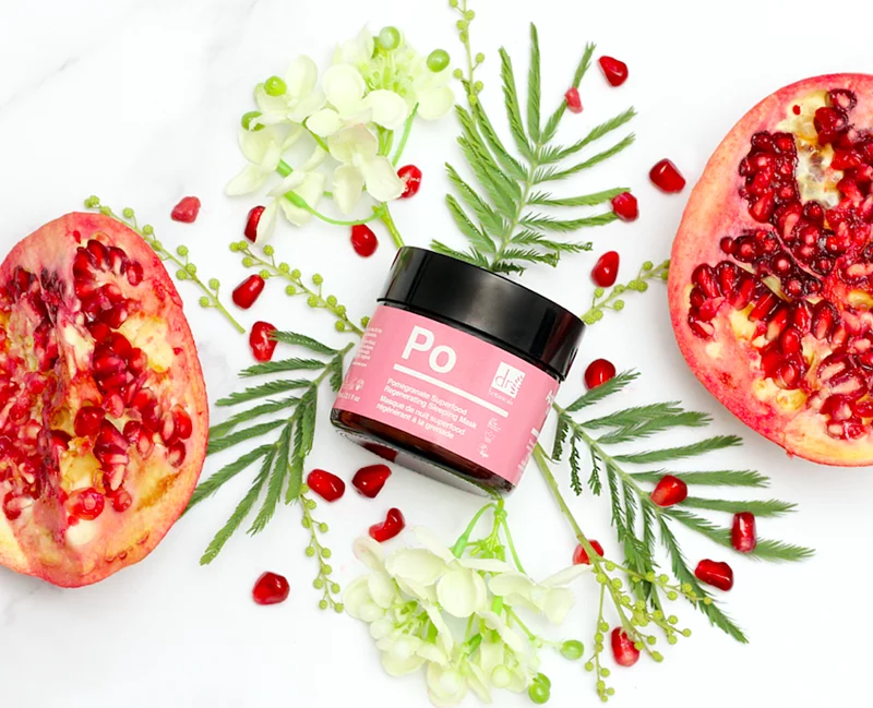 Pomegranate Regenerating Sleeping Mask
