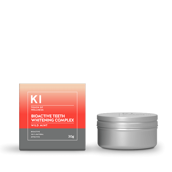 KI Teeth Whitening Complex - Wild Mint