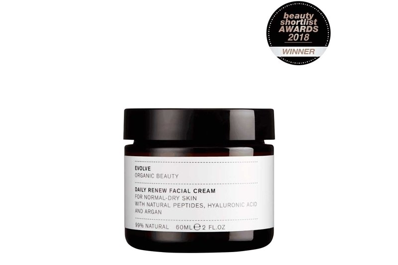 Evolve Organic Beauty - Daily Renew Facial Cream 60ml