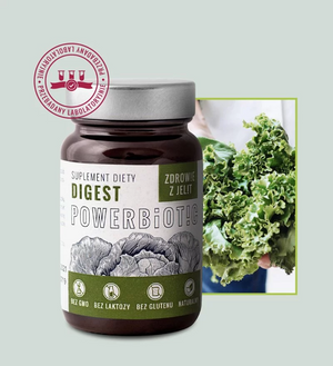 Powerbiotic - Digest