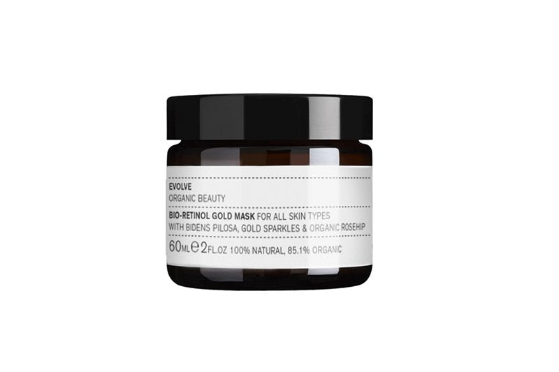 Evolve Organic Beauty - Bio Retinol Gold Mask 60ml