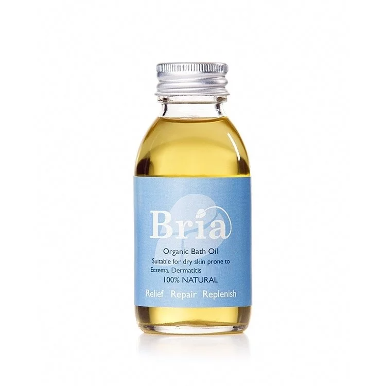 Bria Organic Bath Oil Prone to Eczema, Dermatitis & More