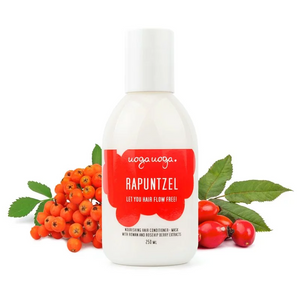 Uoga Uoga, Nourishing conditioner- with rowan and rosehip berries