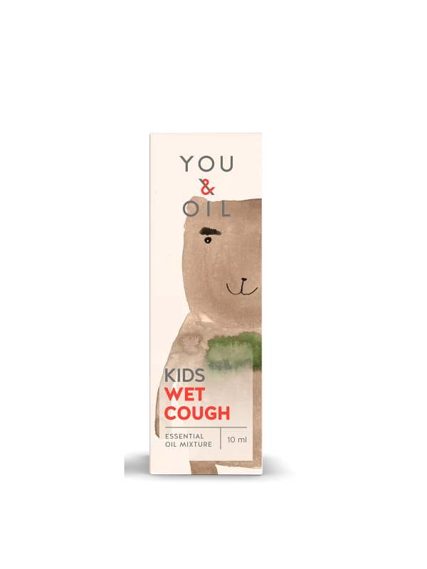 You and Oil, KIDS - Wet cough