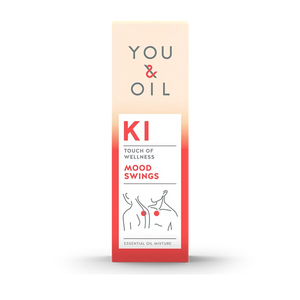 You and Oil, KI - Mood Swings