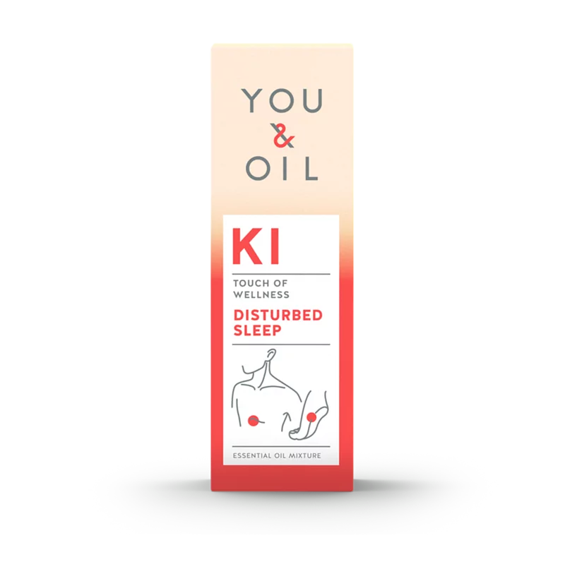 You and Oil, KI - Disturbed Sleep