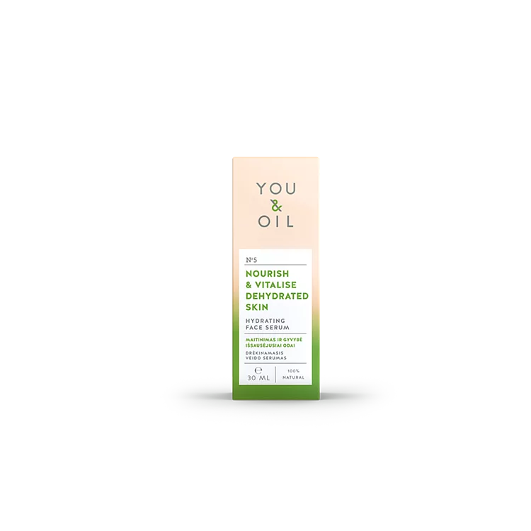 You and Oil, Hydrating Serum for Dehydrated Skin