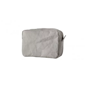 Washable Eco paper cosmetic bag, Small