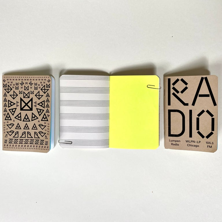3 Pack Field Notebooks