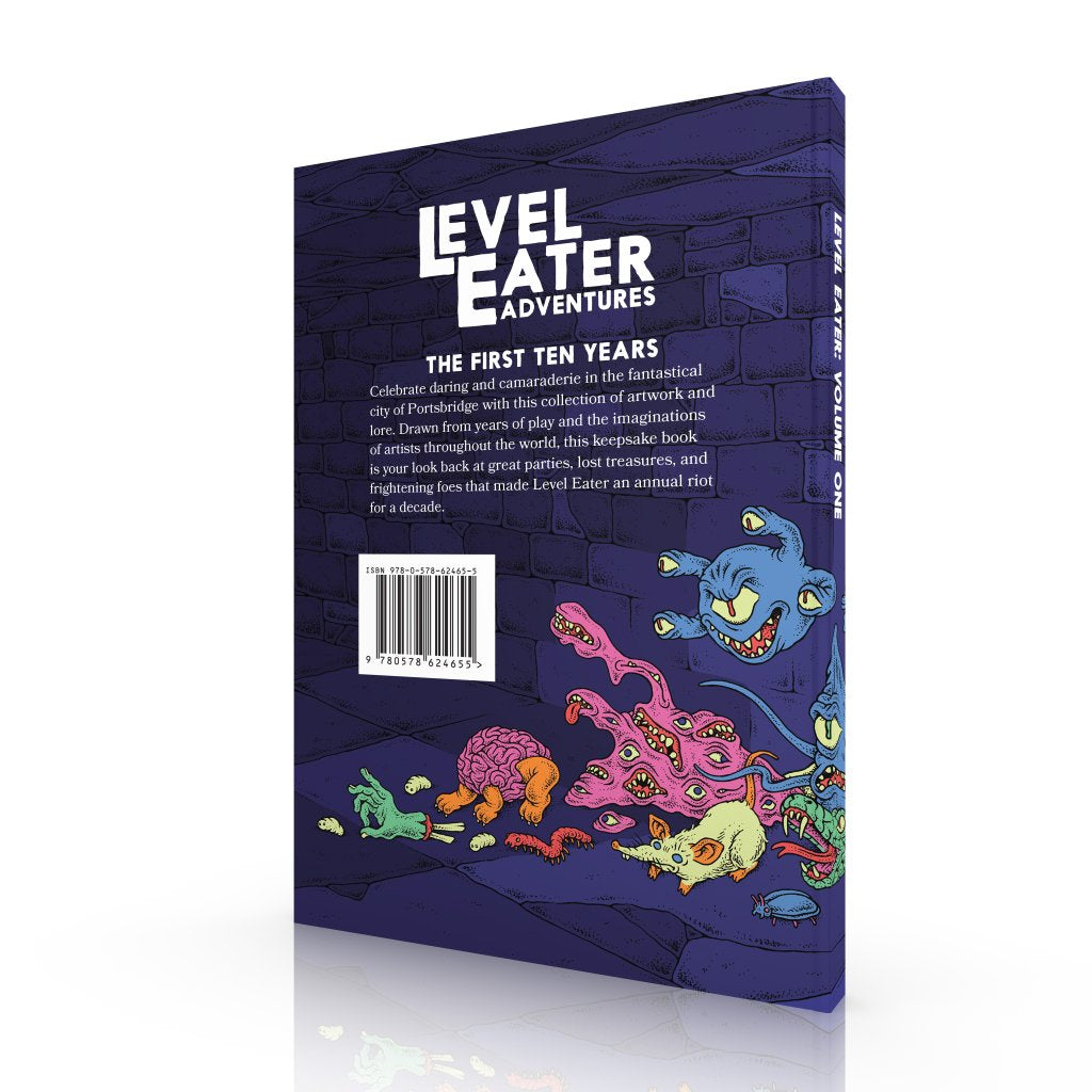 Level Eater Book