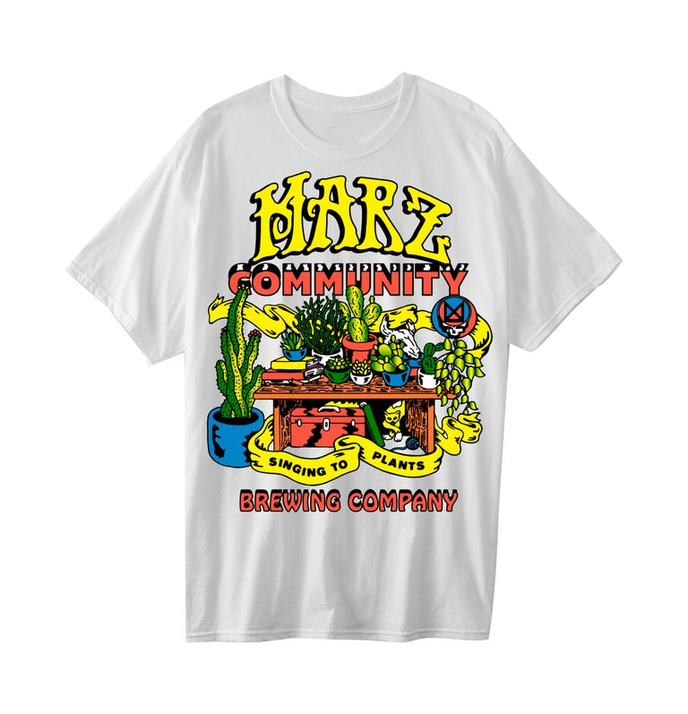 Singing to Plants T-Shirt