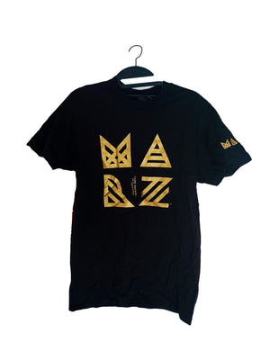 OG Marz T-Shirt Gold