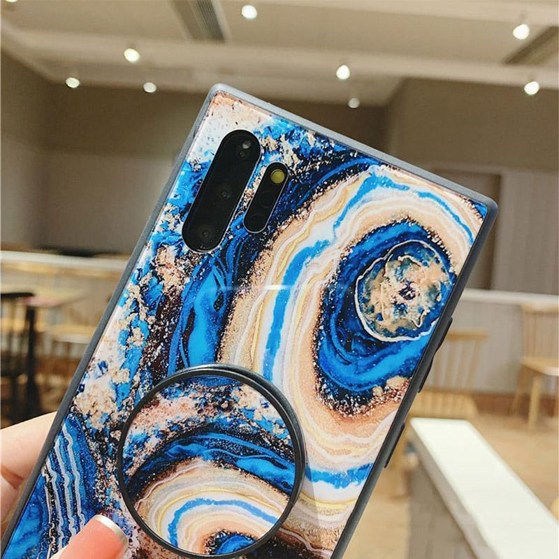 Marble Case (Free gift Grip)