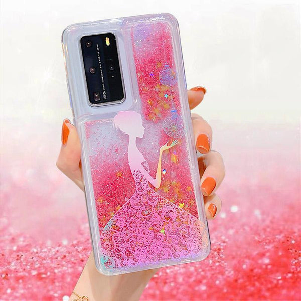 Dream Liquid Quicksand Case