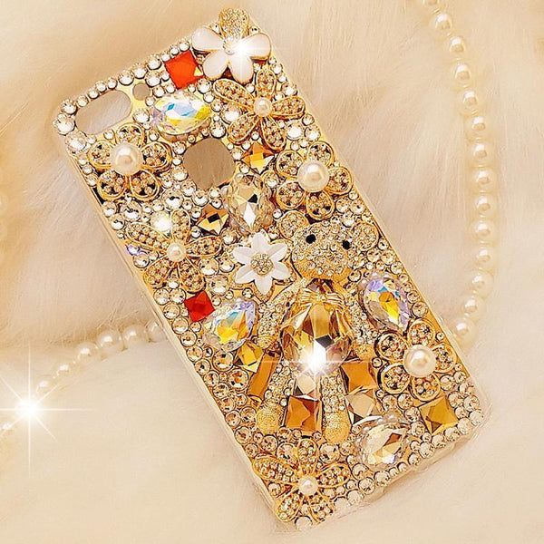 Suitable for Luxury Full Diamond Phone Case
