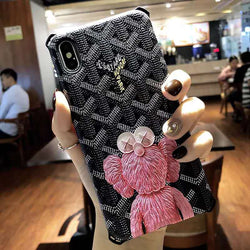 Embossed mobile phone soft case