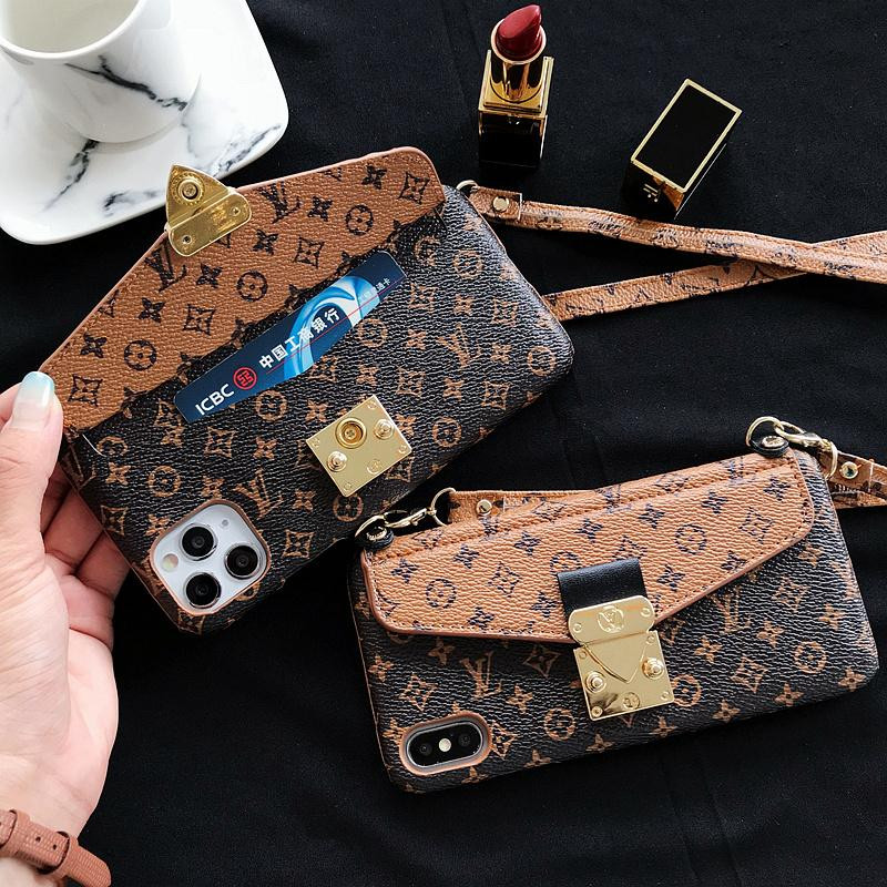 Fashion Crossbody Leather Phone Case