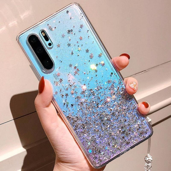 Sequin Quicksand Case