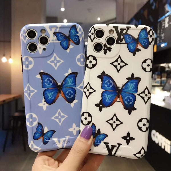 Luxurious Printing Butterfly Phone Case