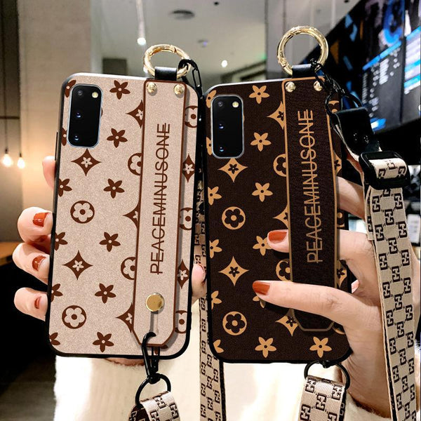 Crossbody Lanyard Phone Case