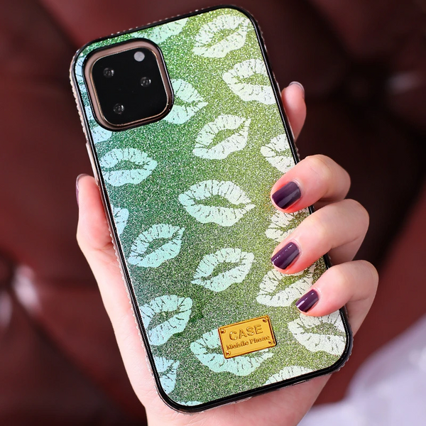 LUXURIOUS GRADIENT GLITTER CASE