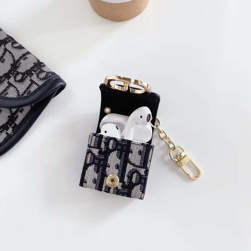 Bluetooth Headset Embroidered Protective Shell