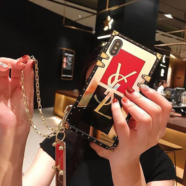 YSL mobile phone case
