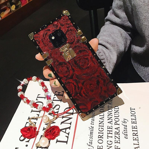 Rose Anti-fall Case