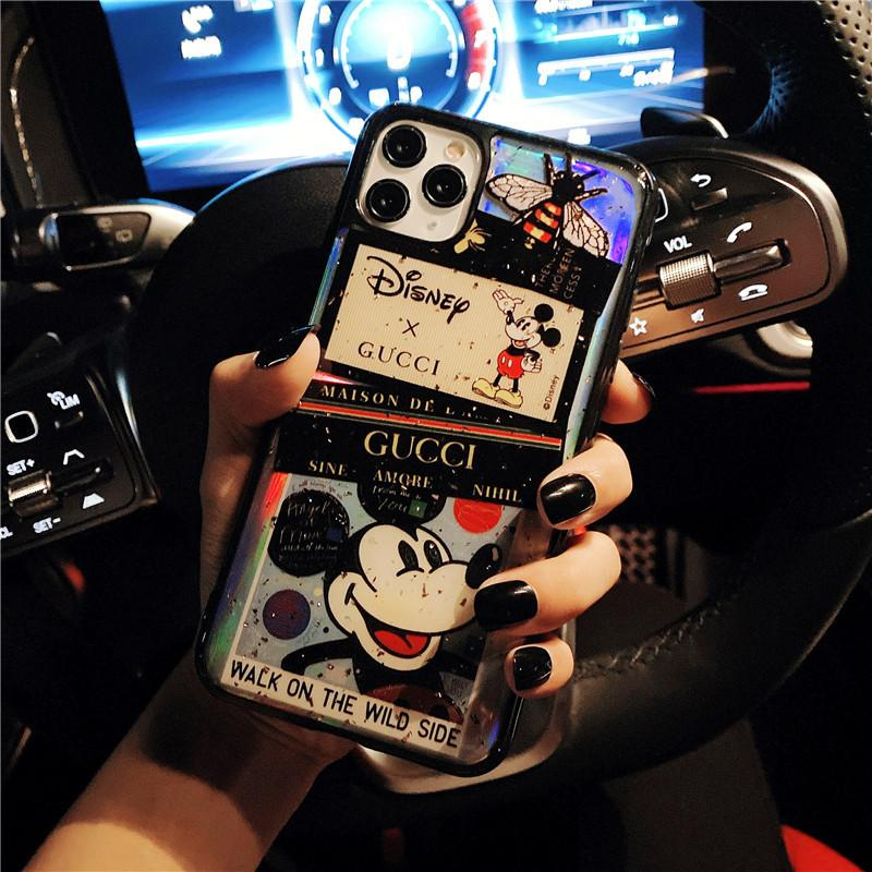 Cartoon Silicone Phone Case