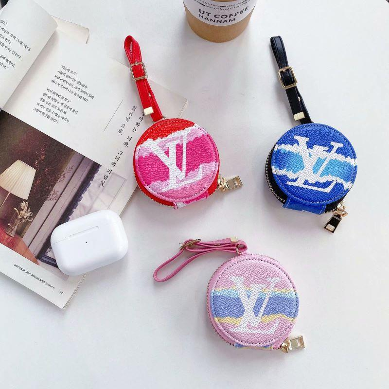 Universal Fashion Cartoon Pattern Airpods Case