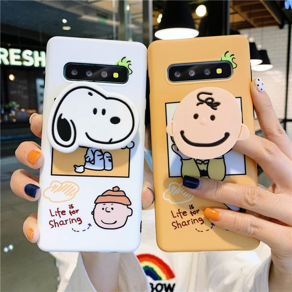 Cartoon Silicone Case - jvcases