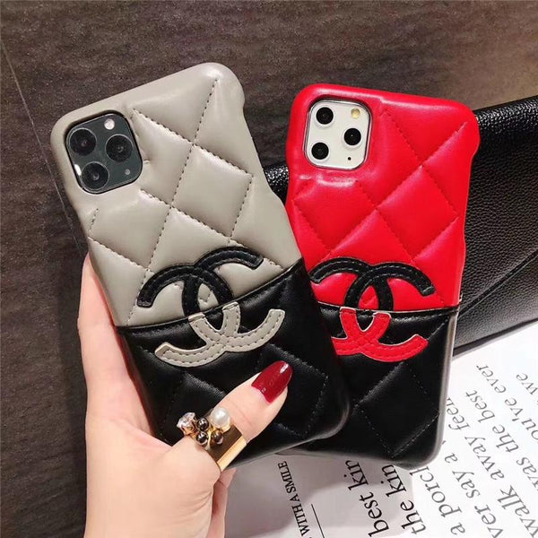 Fashion Luxurious Leather Case