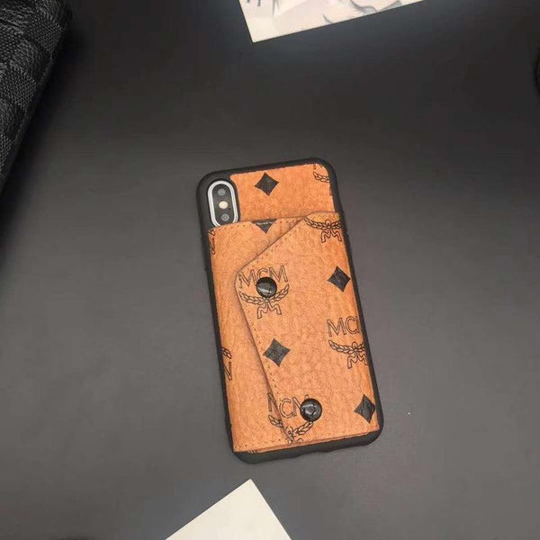 The New Leather Wallet Phone Case