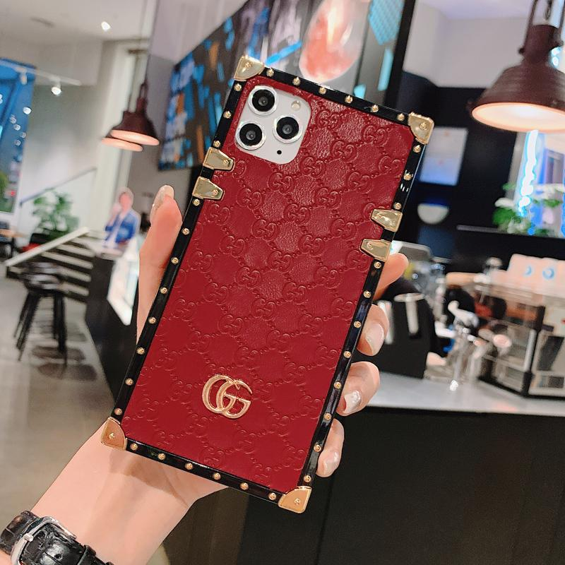 Fashion Silicone Square Phone Case