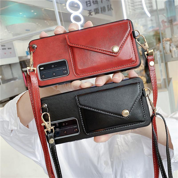 WALLET SATCHEL CASE