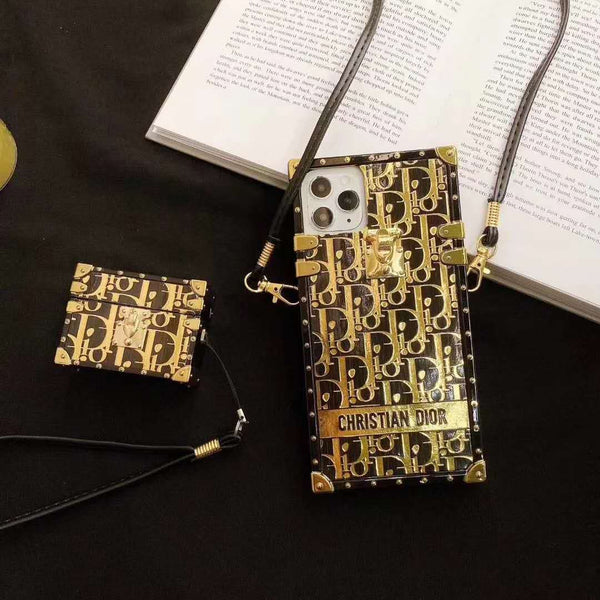 New Style Fashion Phone Case + Earphone Box