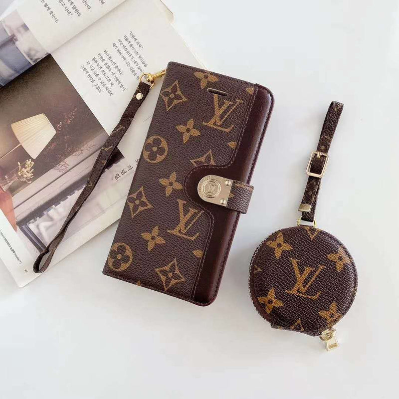 New Fashion Genuine Leather Multifunctional Phone Case Wallet Case