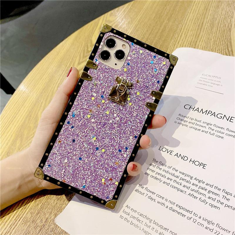 Fashion Luminous Sequins Phone Case