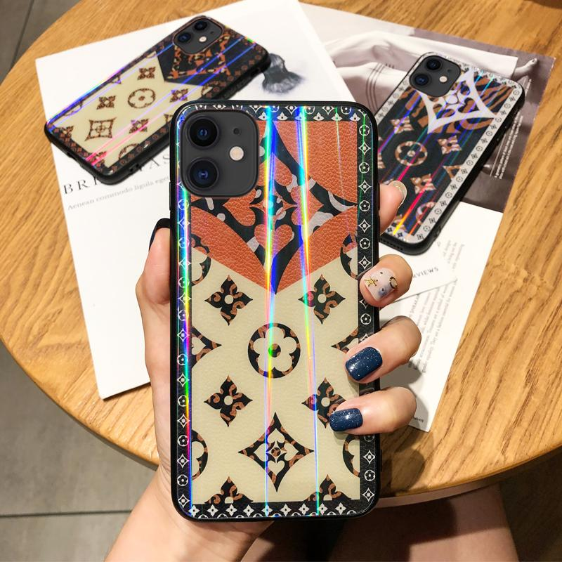 Laser Silicone Phone Case